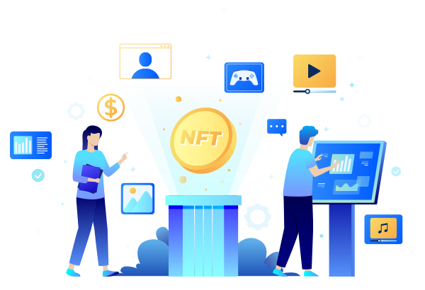NFT Banner Sales